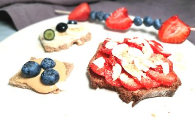 Beeren-Hunger: 3 einfache Snack-Ideen mit Beeren