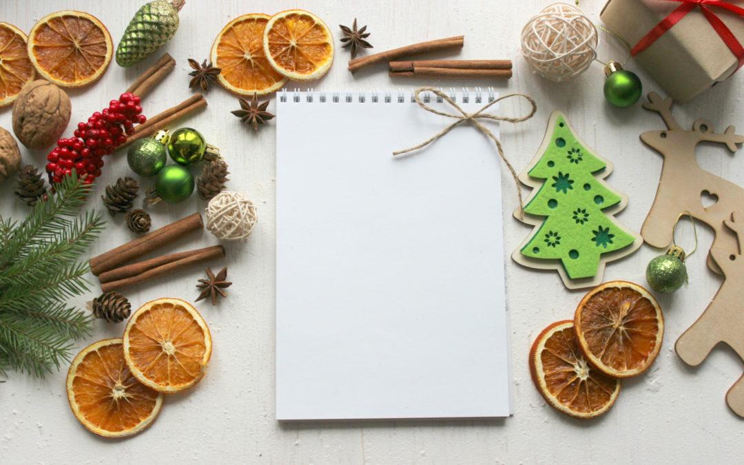 3-Wochen-Plan für die Weihnachtszeit