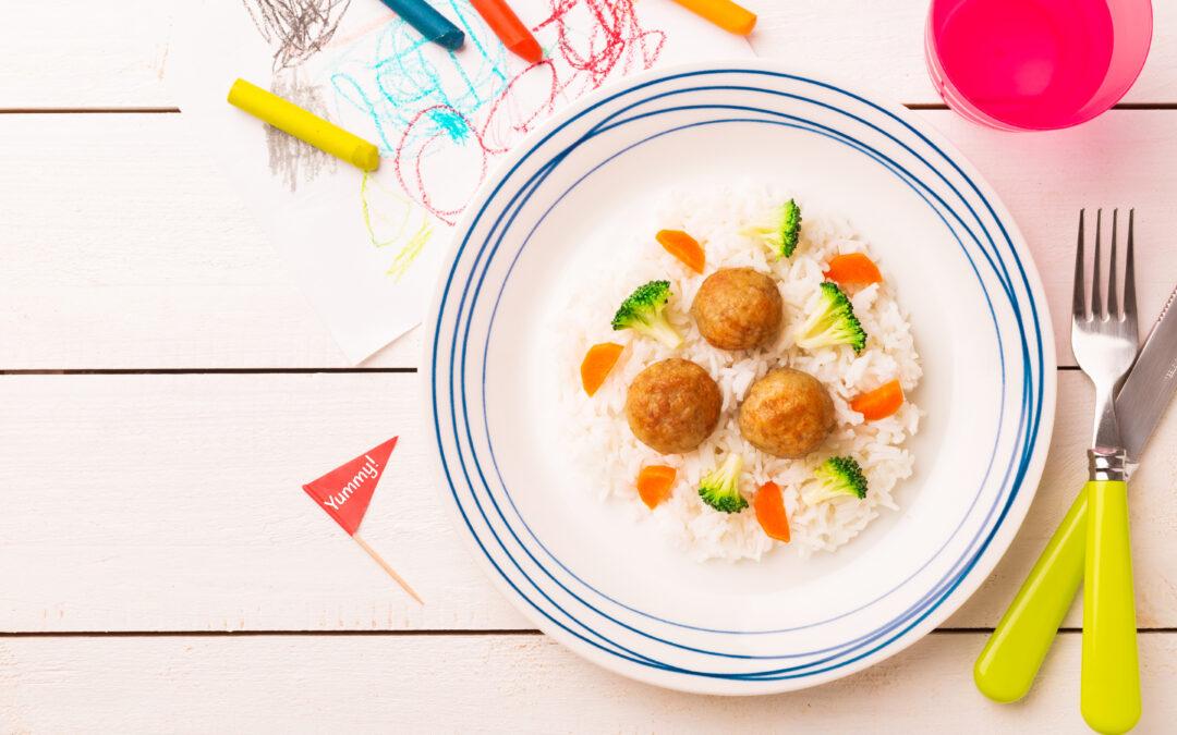 9 Ideen für einen Wochenplan für heikle Esser
