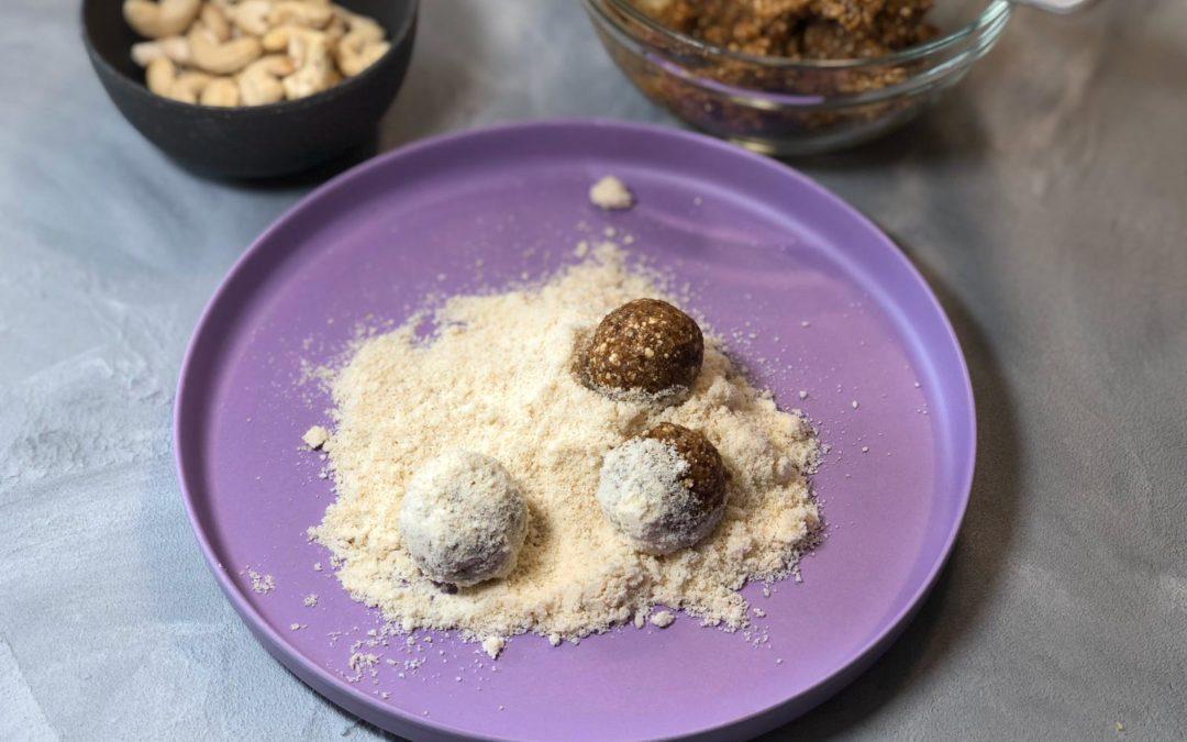 Gesunde Snacks für Kinder (und Eltern)